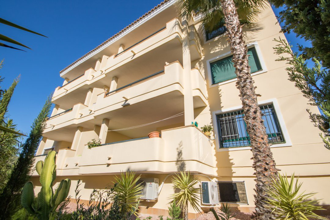 Apartment in Campoamor